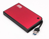 Внешний карман AgeStar 3UB 2A14 (Red)
