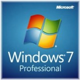 MS Windows 7 Professional SP1 64-bit Ukrainian DVD OEM (FQC-04674)