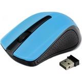 Мышь Gembird MUSW-101-B wireless синяя