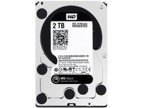 Жесткий диск HDD SATA 2.0Tb WD, 64Mb, Caviar Black (WD2003FZEX)