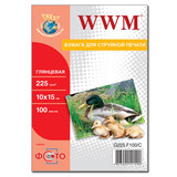 Фотобумага WWM (G225.F100)