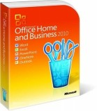 Офисное приложение MS Office Home and Business 2010 32-bit/x64 Russian  DVD BOX (T5D-00412)