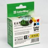 Картридж CW (CW-H22XL) HP DJ 3920/PSC1410 Color (аналог C9352CE)