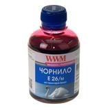 Чернила WWM EPSON Expression Premium XP-600/605/700 Magenta (E26/M) 200 г