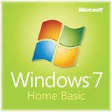MS Windows 7 Home Basic SP1 64-bit Russian DVD OEM (F2C-01531)