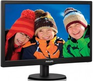 "Монитор Philips 21.5"" TFT 223V5LHSB/01 Black"