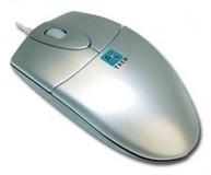 Мышь A4 OP-720 silver USB