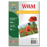 Фотобумага WWM (SM260.F50)