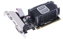 GF GT730 2Gb DDR3 64bit Inno3D (N730-1SDV-E3BX)