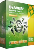 Dr.Web Security Space 2года 2ПК BOX (BHW-B-24M-2-A3)