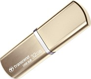 Флеш-накопитель USB3.0 32GB Transcend JetFlash 820 Gold (TS32GJF820G)