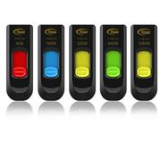 Флеш-накопитель USB 3.0 128Gb Team C145 Yellow (TC1453128GY01)