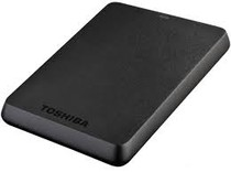 "HDD ext 2.5"" USB 500GB TOSHIBA Canvio Basics (HDTB305EK3AA)"