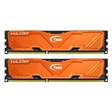 DDR3 2x4GB 1600MHz Team Xtreem Vulcan Orange, 9-9-9-24 (TLAED38G1600HC9DC01)