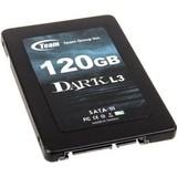 SSD 120GB TEAM DARK L3 (T253L3120GMC103)