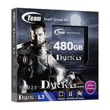 SSD 480GB TEAM DARK L3 (T253L3480GMC103)