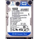 """HDD 2.5"""" SATA 160Gb WD Scorpio Blue, 8Mb, 5400rpm (WD1600BEVT)"""