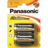 Батарейка Panasonic ALKALINE POWER C BLI 2 (LR14REB/2BP)