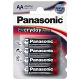 Батарейка Panasonic EVERYDAY POWER AA BLI 4 ALKALINE (LR6REE/4BR)