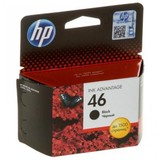 Картридж HP №46 DJ Advantage 2020HC/2520HC (CZ637AE) Black