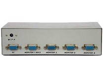Gembird GVS124 1ПК - 4 монитора