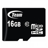 Карта памяти microSDHC 16GB Team Class 10 / no adapter (TUSDH16GCL1002)