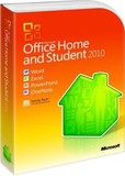 MS Office Home and Student 2010 Russian  DVD BOX (3ПК) (79G-02139)