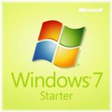 MS Windows 7 Starter SP1 32-bit Russian OEM (GJC-00581)