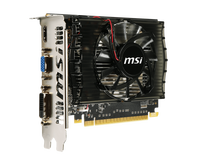 GF GT 730 2GB GDDR3 MSI (N730-2GD3V2)