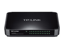 Коммутатор TP-LINK TL-SF1024M (24-port 10/100 Мбит, пластик)