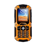 Sigma mobile X-treme IT67 Dual Sim Black-Orange (4827798283219)