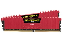 Оперативная память DDR4L 2x8GB/2666 Corsair Vengeance LPX Red (CMK16GX4M2A2666C16R)
