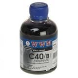 Чернила WWM CANON PG40/50/PGI5Bk/BCI-15 (Black) (C40/B)