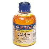 Чернила WWM CANON CL41/51/CLI8/BCI-16 (Yellow) ( C41/Y)