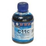 Чернила WWM CANON CL511/513/CLI521C/CLI426C (Cyan) (C11/C)