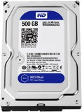 Жесткий диск HDD SATA  500GB WD Blue (WD5000AZRZ )