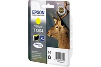 Картридж EPSON (T1304) Stylus SX525WD/Office B42WD/BX625FWD (C13T13044010) Yellow Large