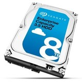 Жесткий диск HDD SAS 8TB Seagate, 256Mb, 7200rpm (ST8000NM0075)
