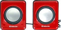 Defender 2.0 SPK 22 USB Red (65502)