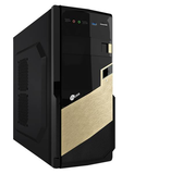 Корпус ProLogix B20/2004 Black/Gold Без БП card reader USB 3.0