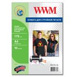 Термотрансфер WWM (TD175.10)
