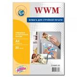Фотобумага WWM, глянцевая Magnetic (G.MAG.20)