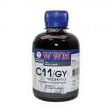 Чернила WWM CANON CL511/513/CLI521М/CLI426M Grey (C11/GY)