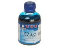 Чернила WWM EPSON Stylus CX3700/T26/TX106/SX125 (Cyan) (E73/C)