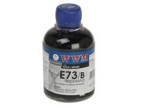 Чернила WWM EPSON Stylus CX3700/T26/TX106/SX125 Black (E73/B)