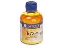 Чернила WWM EPSON Stylus CX3700/T26/TX106/SX125 Yellow (E73/Y)