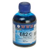 Чернила WWM EPSON Stylus Photo P50/R270/R290/RX615/T50/TX650 (Cyan) (E82/C)