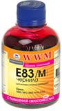 Чернила WWM EPSON Stylus Photo R270/P50/R290/RX615/T50/TX650 (Magenta) (E83/M)
