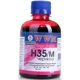 Чернила WWM HP 22/121/134/135/136/141 (Magenta) (H35/M)
