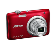 Nikon Coolpix A100 Red (VNA972E1)